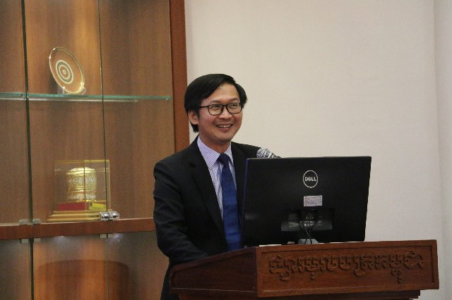 Cambodia Securities Exchange chief outlines challenges to market development