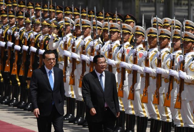 Hun Sen to attend Belt and Road summit in Beijing