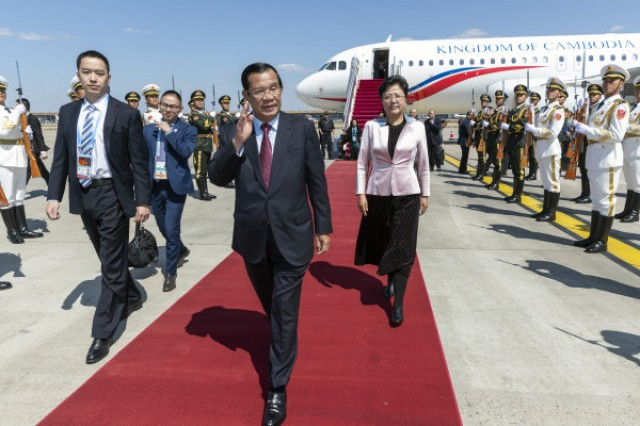 BRI creates huge potential, opportunities for international cooperation: Cambodian PM