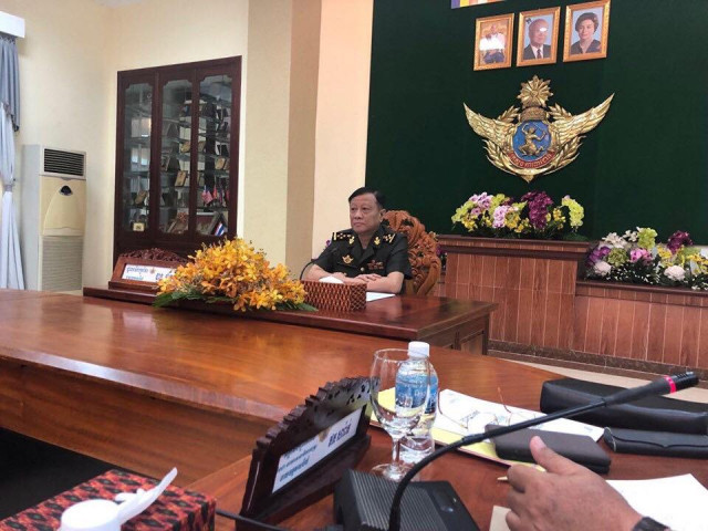 Defense official seeks calm over planned reform of military ranks
