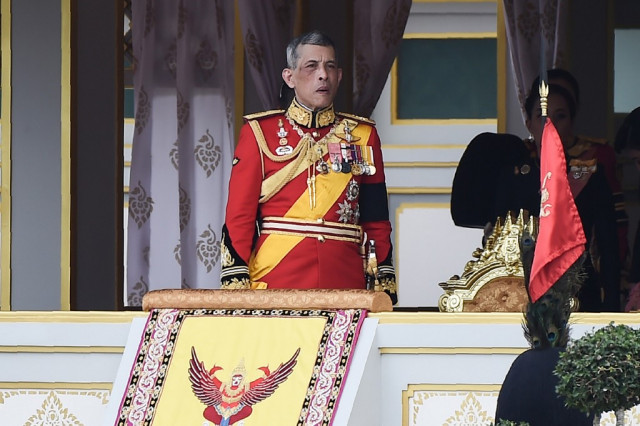 War, civil strife, modernity: Thailand's enduring monarchy