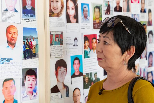 Xinjiang crackdown at the heart of China's Belt and Road