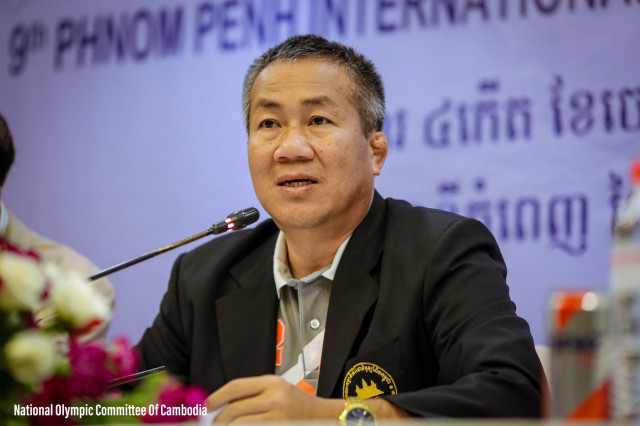 Cambodia to host int'l half marathon in capital next month