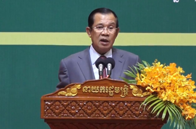 Hun Sen outlines aims of economic reform package