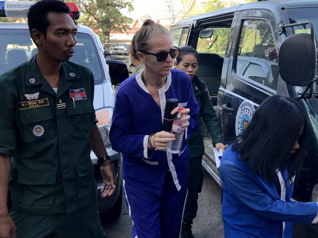 Cambodian surrogates freed after agreeing to keep babies
