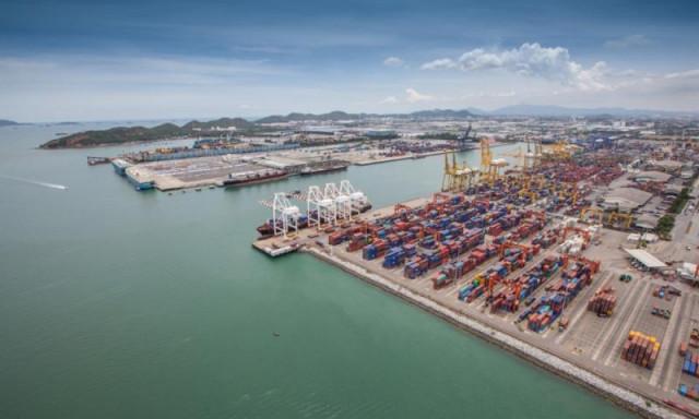 Thailand to build Laem Chabang smart port