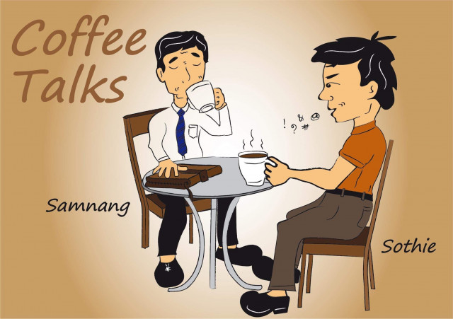 Coffee Talks: Hate government jobs' low salaries, and yet will pay for a position