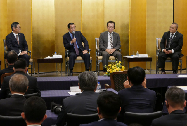 Cambodia seeks more Japanese investments amid EU trade threats