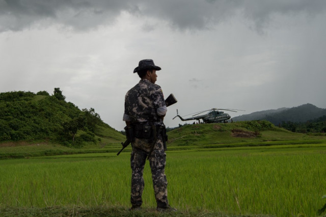 Amnesty accuses Myanmar military of fresh 'war crimes' in Rakhine