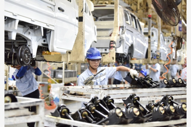 WB forecasts China GDP growth at 6.2 pct in 2019, 6.1 pct in 2020