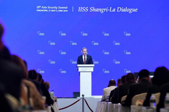 US warns China on behaviour towards its Asian neighbours