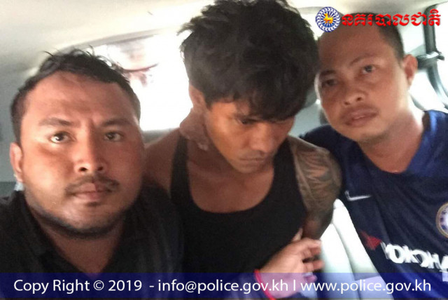 The suspects in the rape and murder of two children captured by the police
