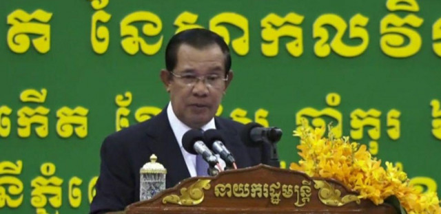 Hun Sen says power shortages won't happen again