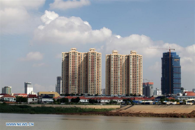 Cambodia sees rise in approved real estate projects