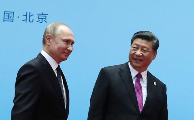 Xi Jinping in Russia to usher 'new era' of friendship