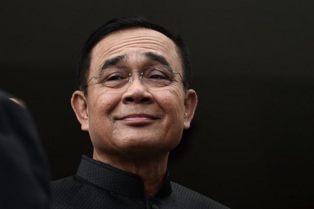 Thai lawmakers elect junta chief Prayut Chan-O-Cha as PM Wrap Tha