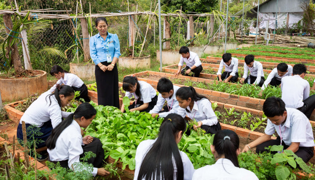 Op-ed: Cambodia's schools are the new frontline in the battle against climate change