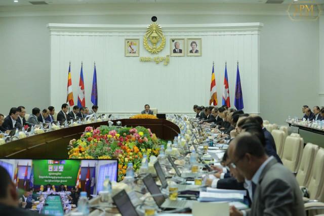Cambodia needs 57.7 bln USD for next 5-year national strategic development plan