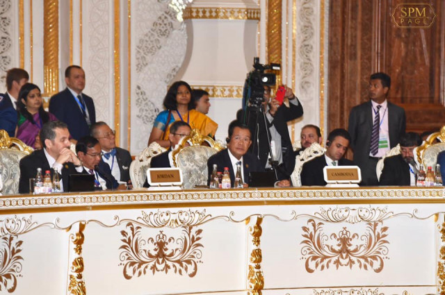 Hun Sen supports common security architecture for Asia