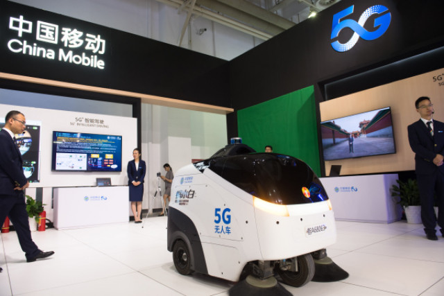 Commentary: Using Huawei 5G technology means more than quicker communication