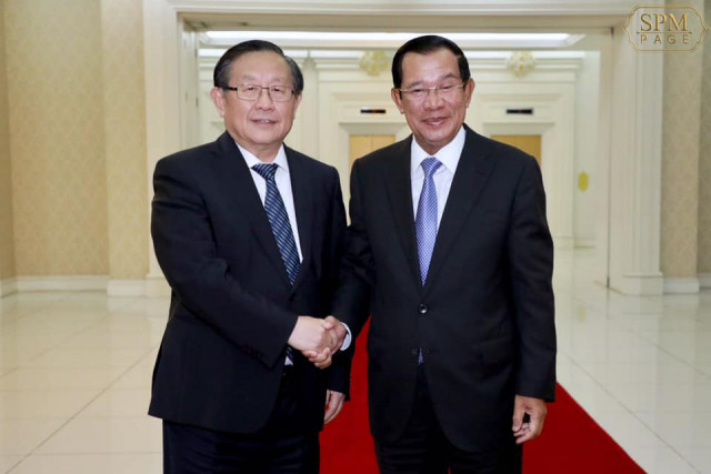 Cambodia requests China's assistance to get ready for industry 4.0