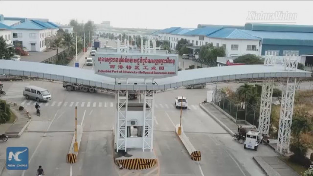 Chinese-invested Sihanoukville SEZ prepares for listing on Cambodia's bourse