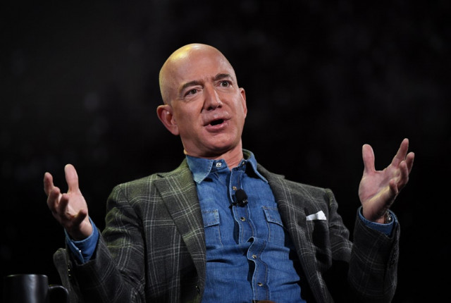 Amazon's Bezos finalizes divorce with $38 bn settlement: report