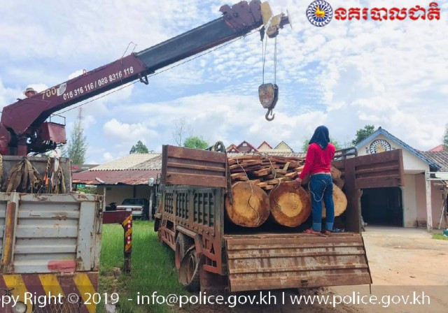 Government vows to destroy vehicles linked to forestry crimes
