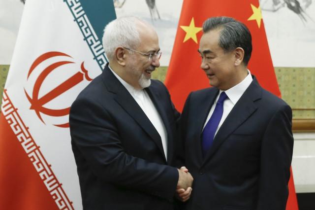 China blames US 'bullying' for Iran nuclear crisis