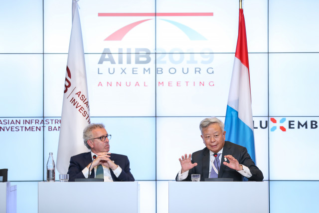 Asian Infrastructure Investment Bank expands membership to 100 in three years