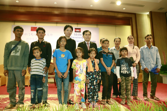 China-funded free-surgery program brings new hope to Cambodian children with heart disease