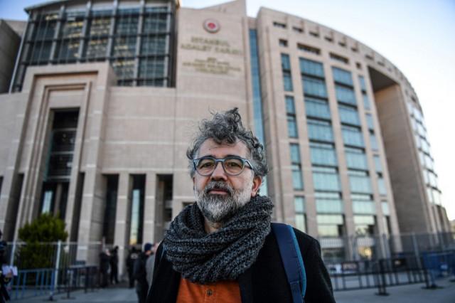 Turkey court acquits RSF representative of 'terror propaganda'