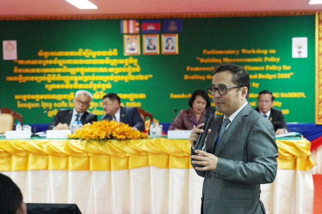 Cambodia to see slower growth next year amid fear of losing trade preference