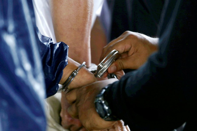China, Cambodia jointly arrest four criminal suspects