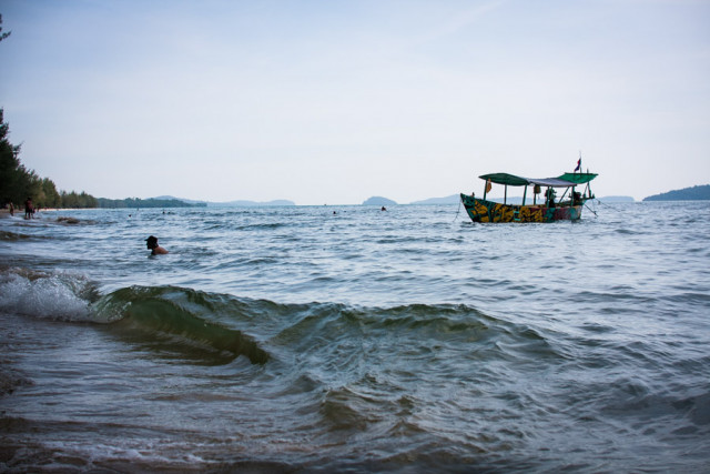 Cambodia tells tourists, fishermen not to venture out to sea due to impact of southwest monsoon