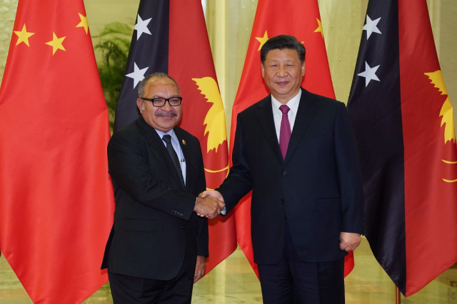PNG asks China to refinance $8bn public debt