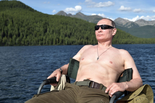 From reformer to hardliner: Putin's 20 years on the global stage