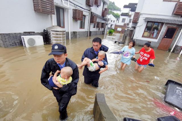 Typhoon Lekima death toll in east China rises to 30