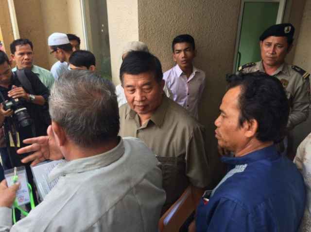 The Phnom Penh Court imposes long jail terms for human trafficking