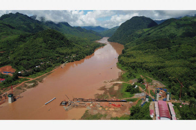 Mekong levels downstream still close to record lows: MRC