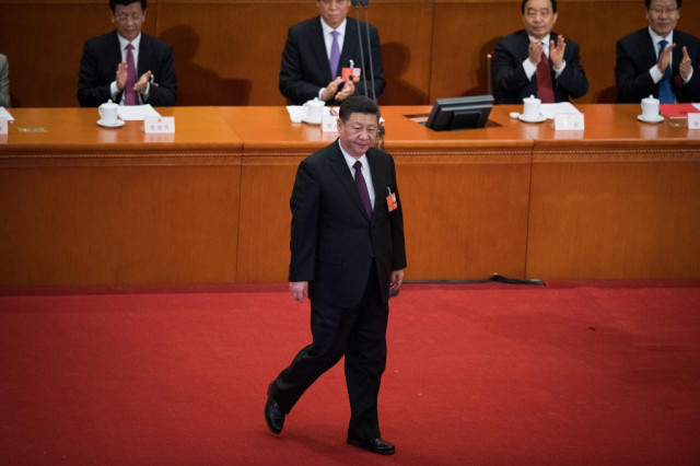 A bad year for Xi clouds Communist China's 70th birthday celebrations