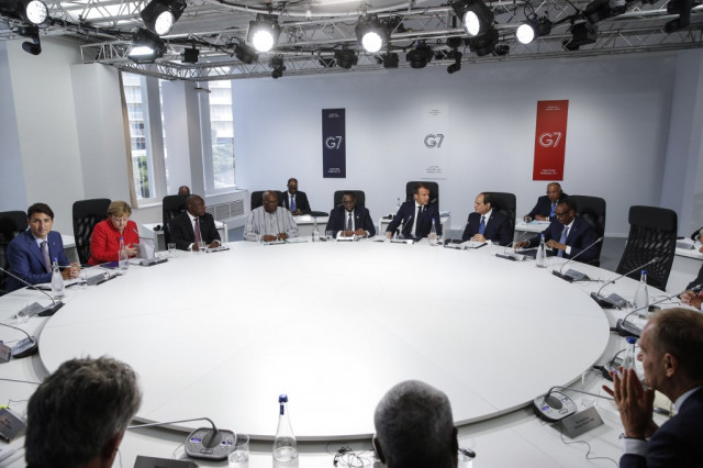 China expresses 'strong dissatisfaction' with G7 on Hong Kong