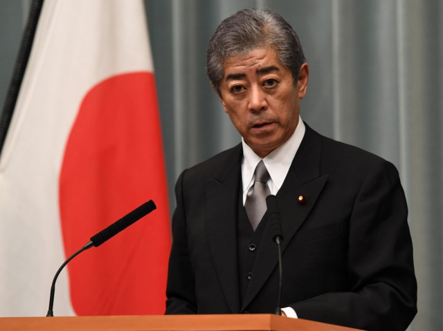 Japan defence ministry seeks record budget