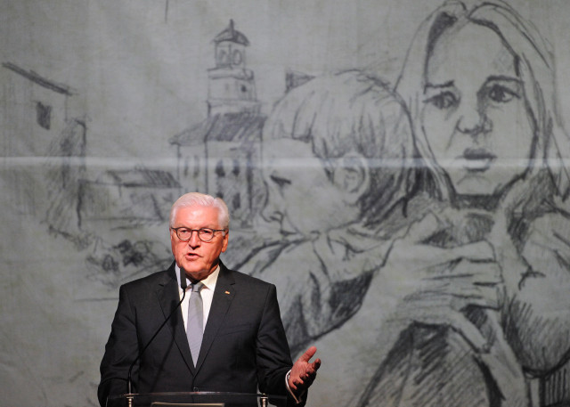Germany asks Polish forgiveness 80 years after WWII outbreak