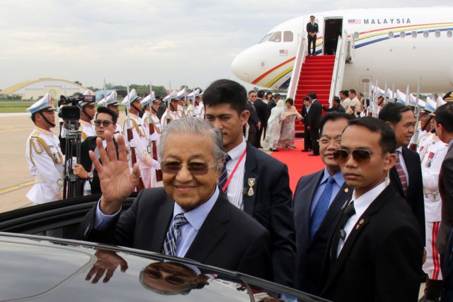 Malaysian PM to visit Russia to boost economic cooperation