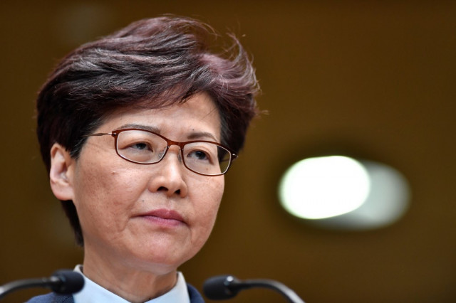 Hong Kong leader to withdraw loathed extradition bill: reports