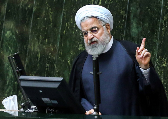 Iran's Rouhani orders lifting of all nuclear R&D limits