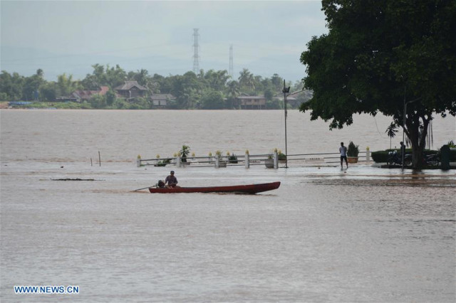 Many provinces in Laos suffering after widespread flooding