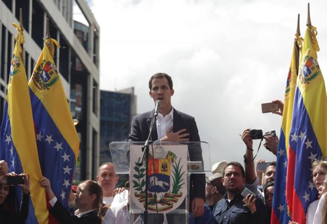 Venezuelan opposition leader, associates to be investigated for crimes against state