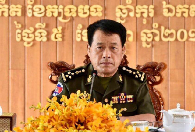 Ban on the military serving as private security service